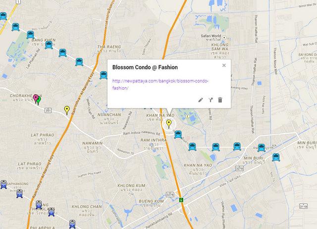 Blossom Condo @ Fashion Map