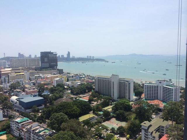 Centric Sea Pattaya high floor