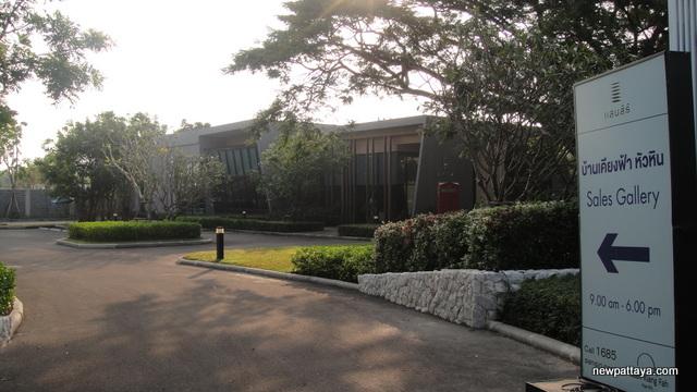 Baan Kiang Fah Sales Gallery - 6 December 2013 - newpattaya.com