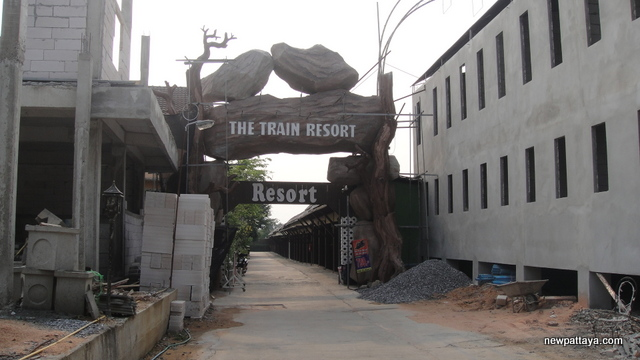 The Train Resort Pattaya - 26 March 2015 - newpattaya.com