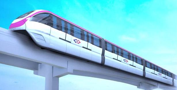 MRT Pink Line stations