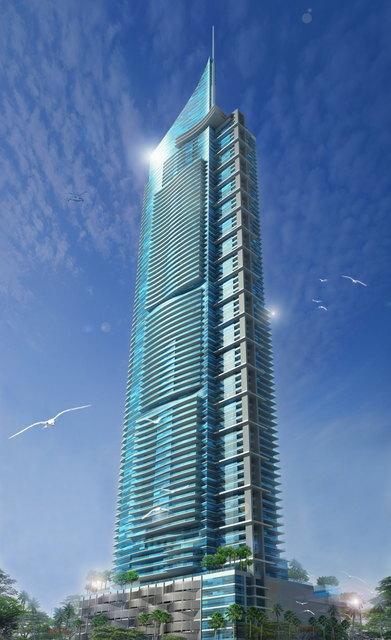 Ocean 1 Tower