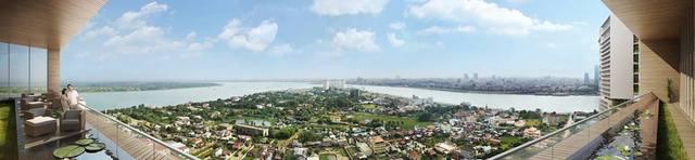 The Bay Phnom Penh Cambodia