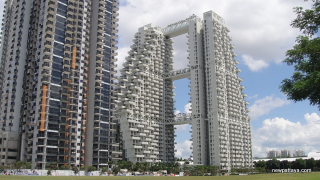 Sky Vue Bishan + Sky Habitat