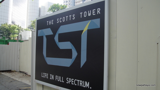 The Scotts Tower