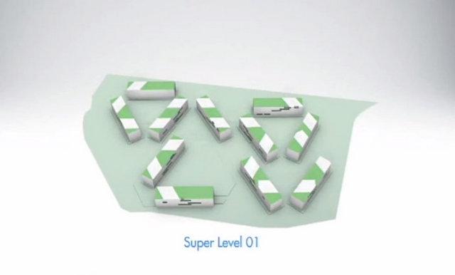 The Interlace super level