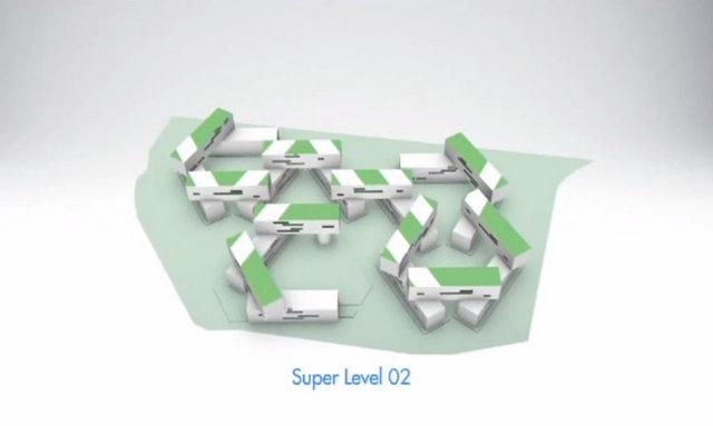 The Interlace super level 2