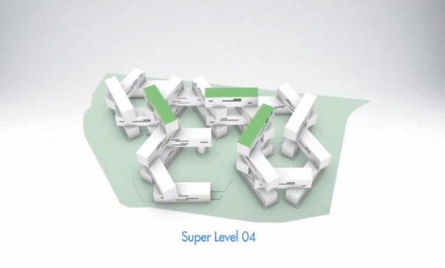 The Interlace super level 3