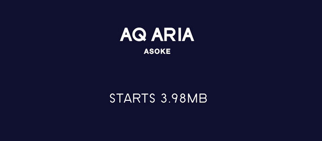 AQ Aria Asoke Starts 3.98 M