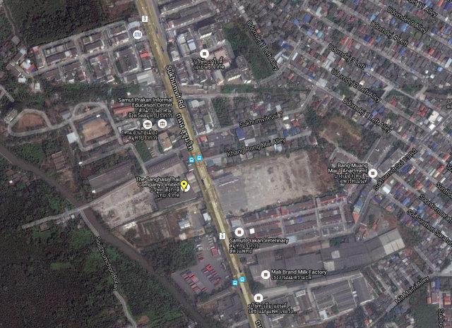 Aspire Erawan Map