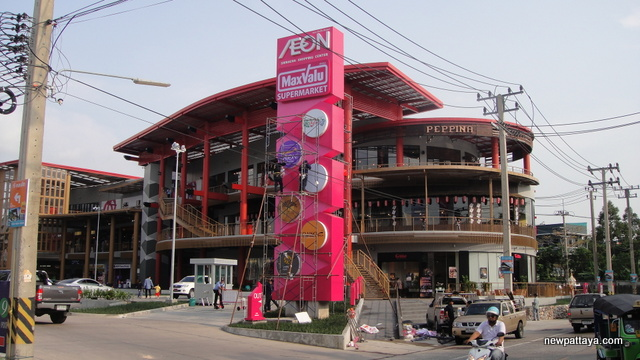 AEON Sriracha Shopping Center