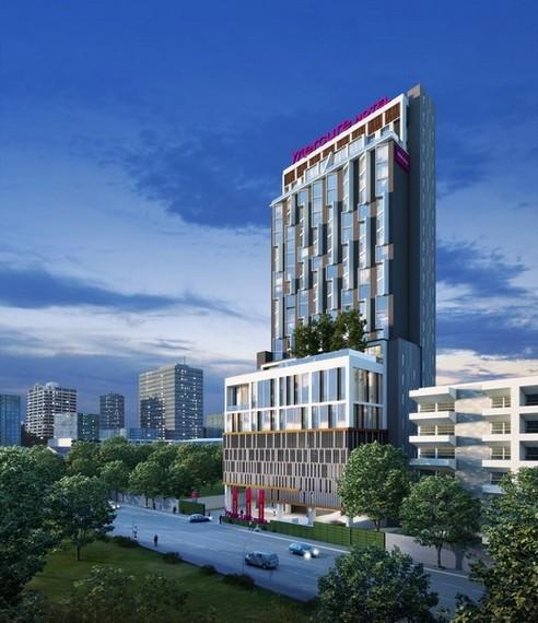 Mercure Makkasan Hotel