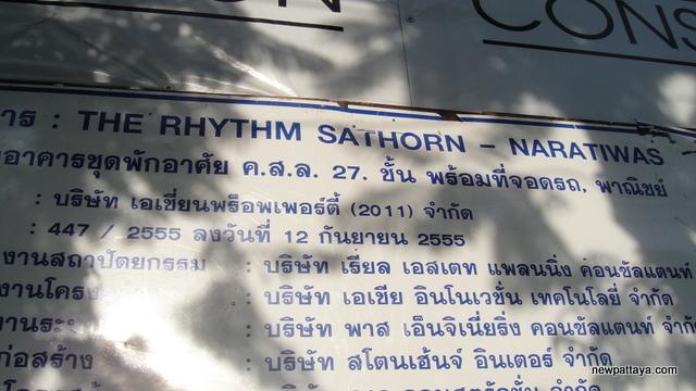 Rhythm Sathorn - Narathiwas
