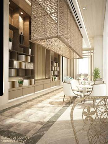 Kantary Pattaya Executive Lounge