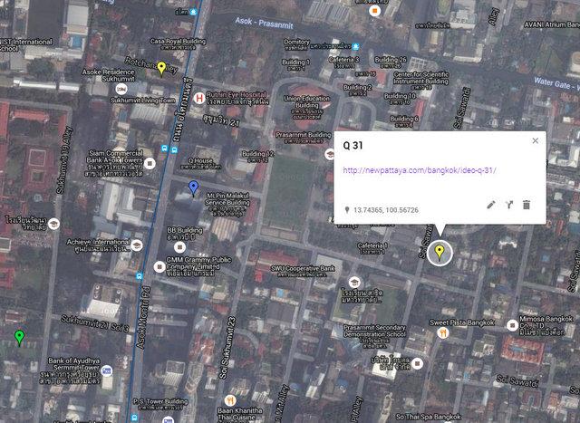 Q 31 Map