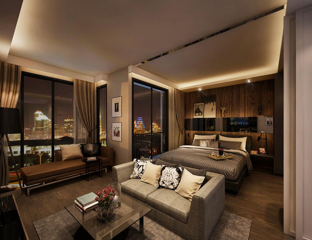 The Remarkable Soonvijai 2 Unit Interior
