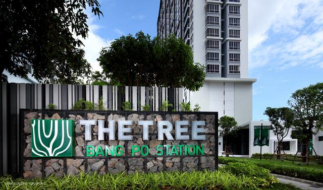 The Tree Bang Po Station