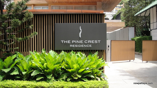 The Pine Crest Residence