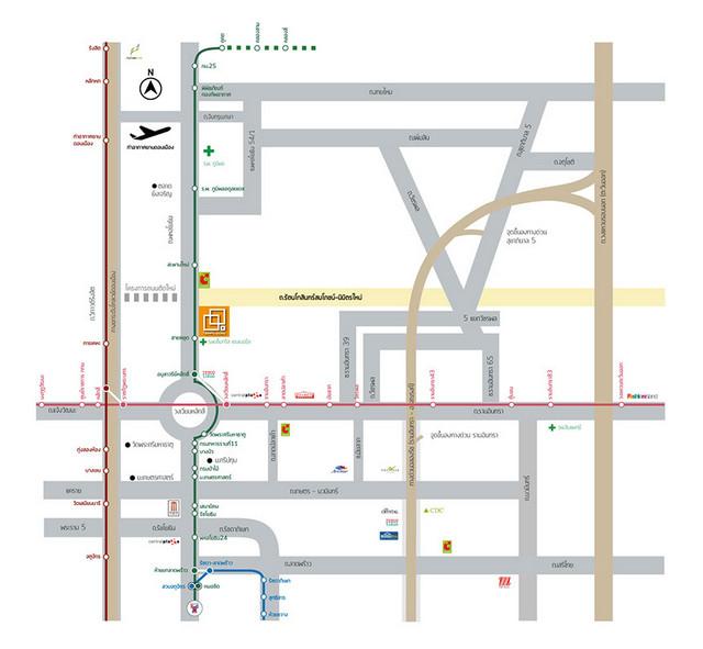 Tempo Quad Map