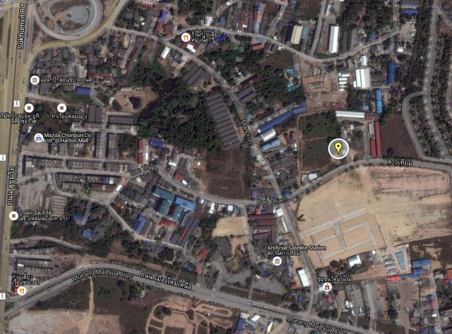 The Point Condo Laemchabang Map