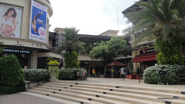 The Crystal Shopping Center