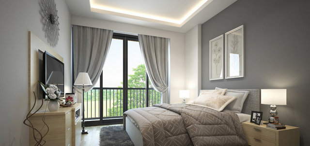 Estanan Condo Bedroom