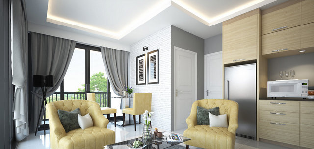 Estanan Condo Interior