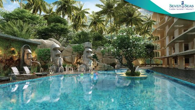 Seven Seas Condo Resort Phuket