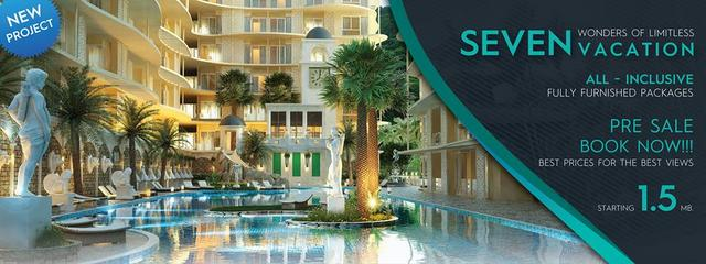 Seven Seas Condo Resort Phuket pre-sale december 2014