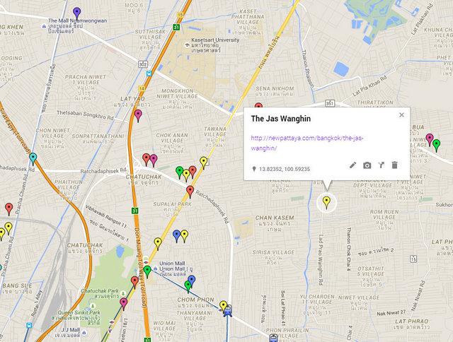 The Jas Wanghin Map