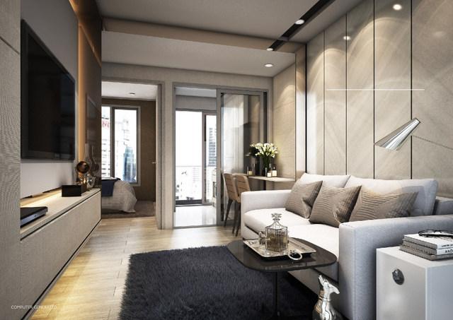 The Urban Attitude Bearing 14 Livingroom