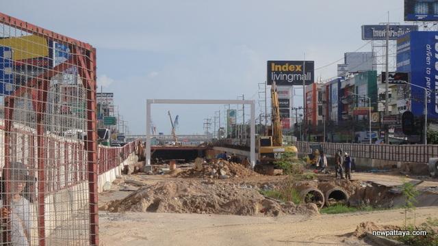Pattaya underpass