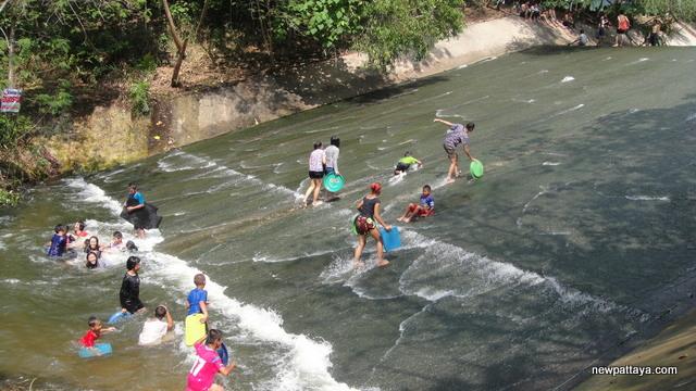 Huay Tu reservoir