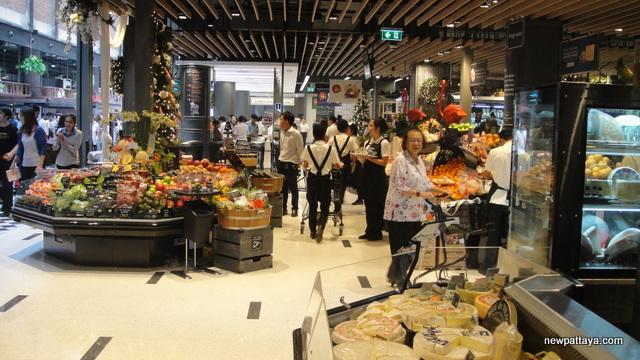 Central Food Hall at Central Festival EastVille
