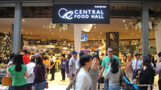 Central Food Hall at Central Festival EastVille
