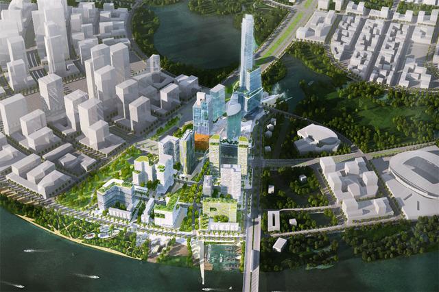 Empire City Tower Vietnam