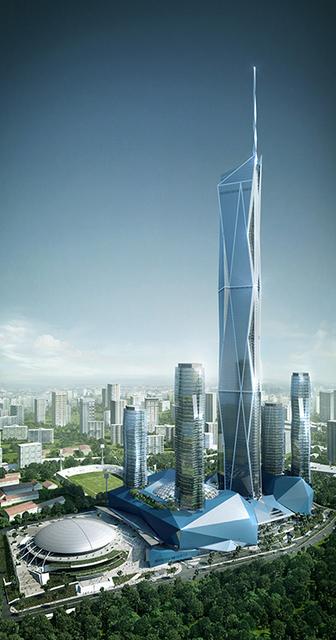 Menara Warisan Merdeka PNB118