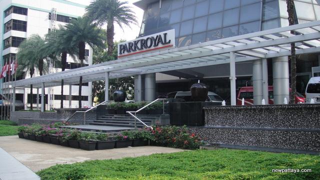 Parkroyal on Kitchener Road Singapore