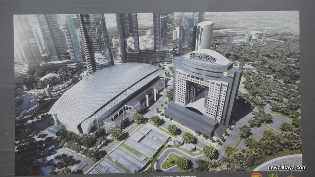 New Matrade Centre Kuala Lumpur