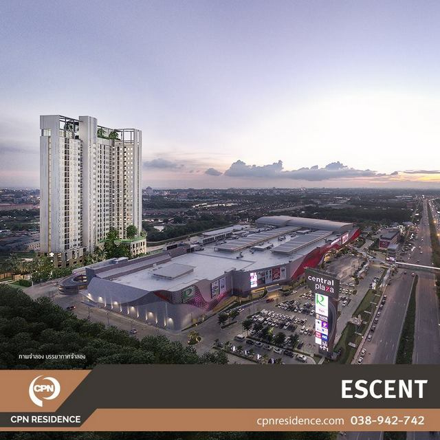 Escent Condo Rayong