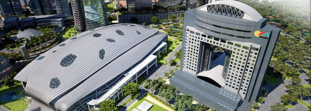 KL Metropolis New Matrade Centre