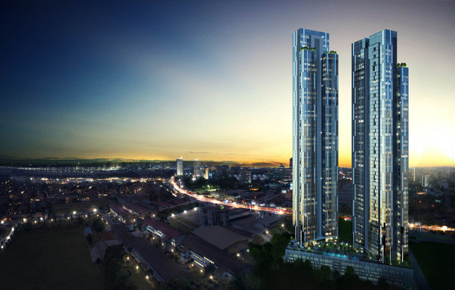 The Astaka @1 Bukit Senyum