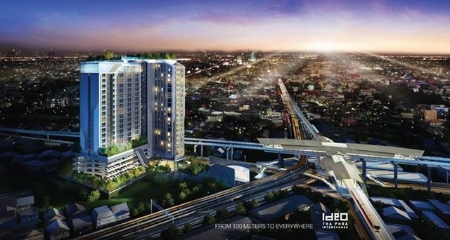 Ideo Tha Phra Interchange