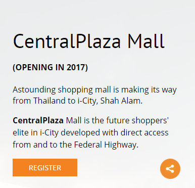 Central i-City opening 2017