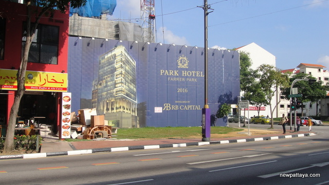 Park Hotel Farrer Park