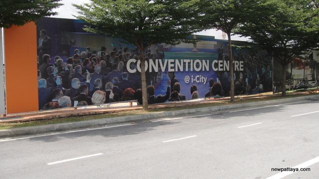 Convention centre i-City