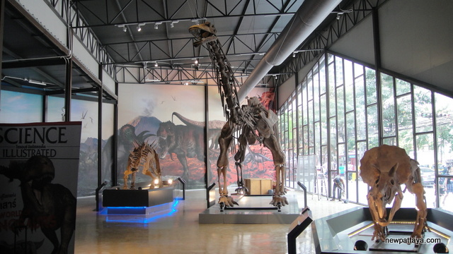 Dinosaur Planet Bangkok