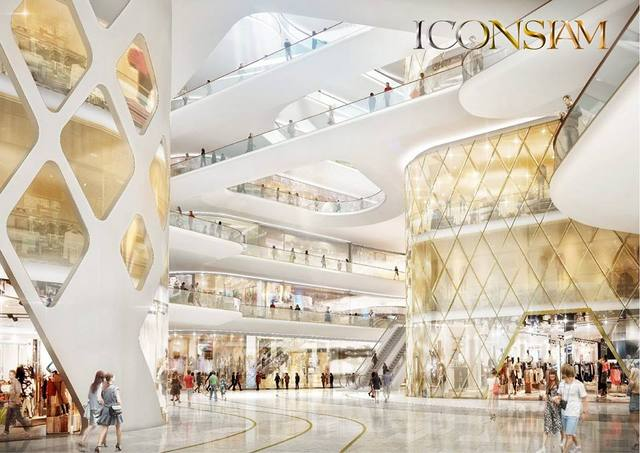 IconSiam interior