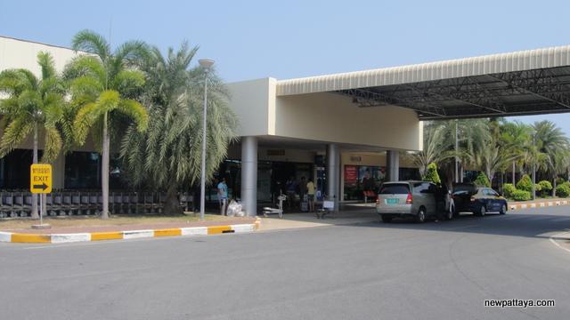 Pattaya's U-Tapao International Airport new terminal