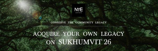 KRAAM Sukhumvit 26 advertising